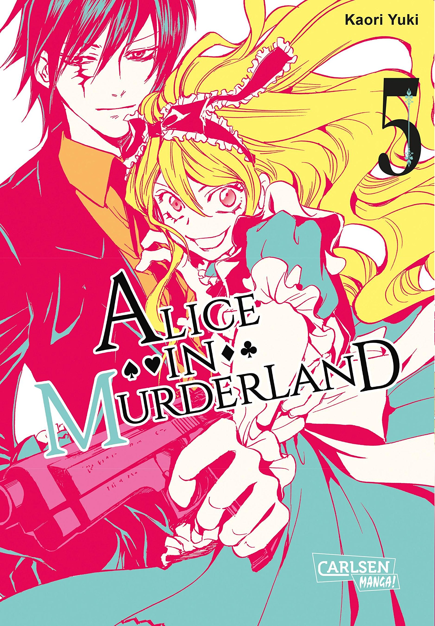Alice in Murderland 5: Mad Tea Party!