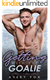 Getting with the Goalie: A BBW Enemies to Lovers Romance (Hart City Flames Book 2)