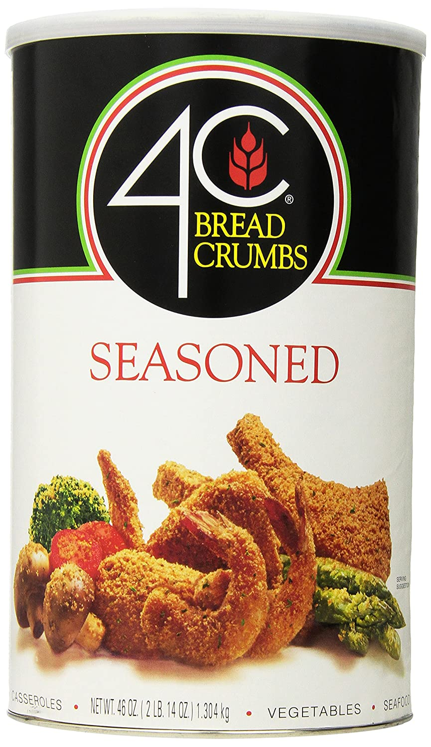 4C Seasoned Bread Crumbs, 92 Ounce