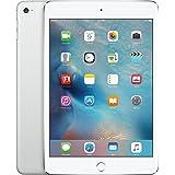 Apple iPad mini 4 - 128GB Wi-Fi - Silver (Certified Refurbished)
