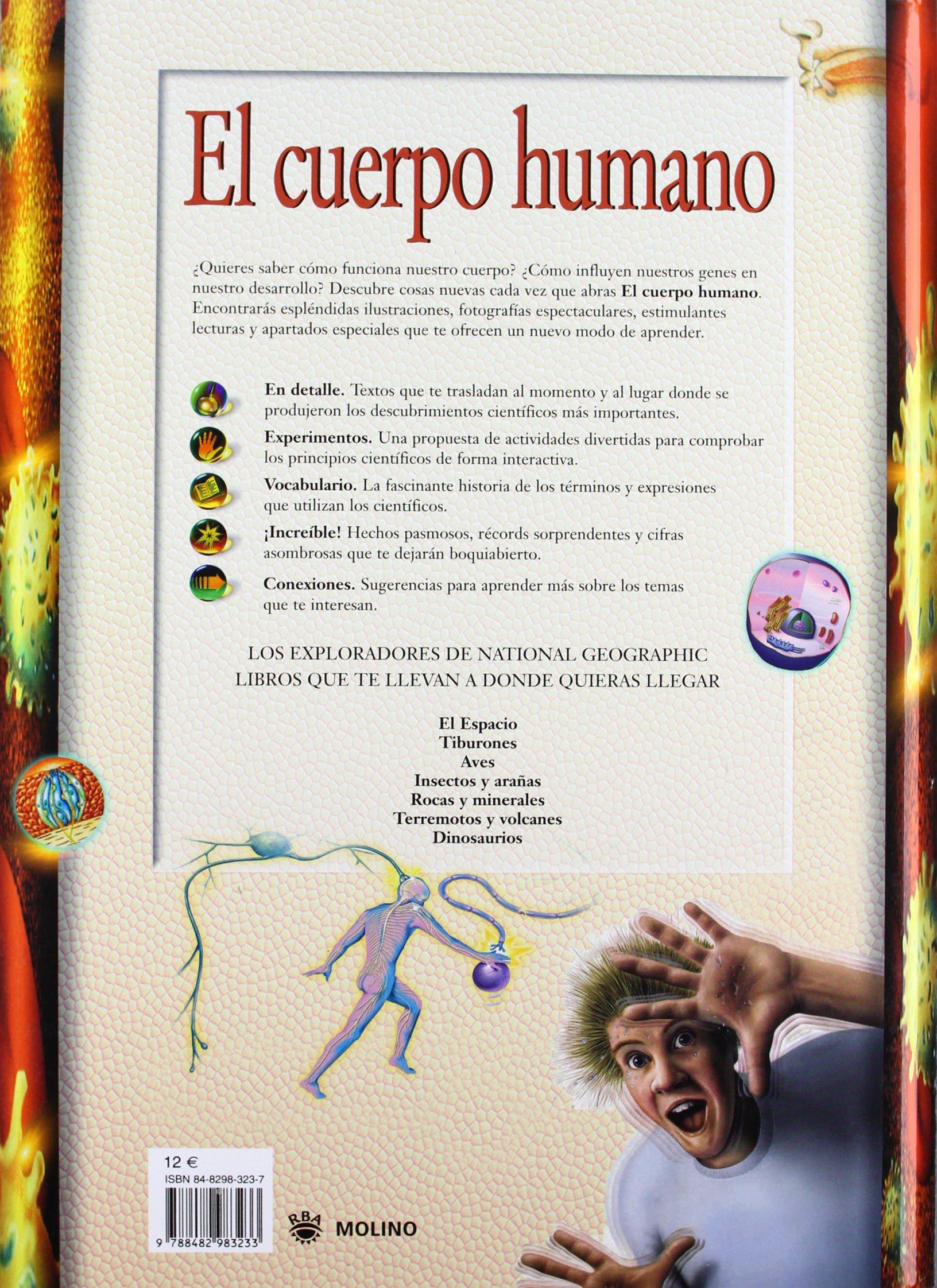 Cuerpo humano: 119 (NO FICCION INFANTIL): Amazon.es: Laurie ...