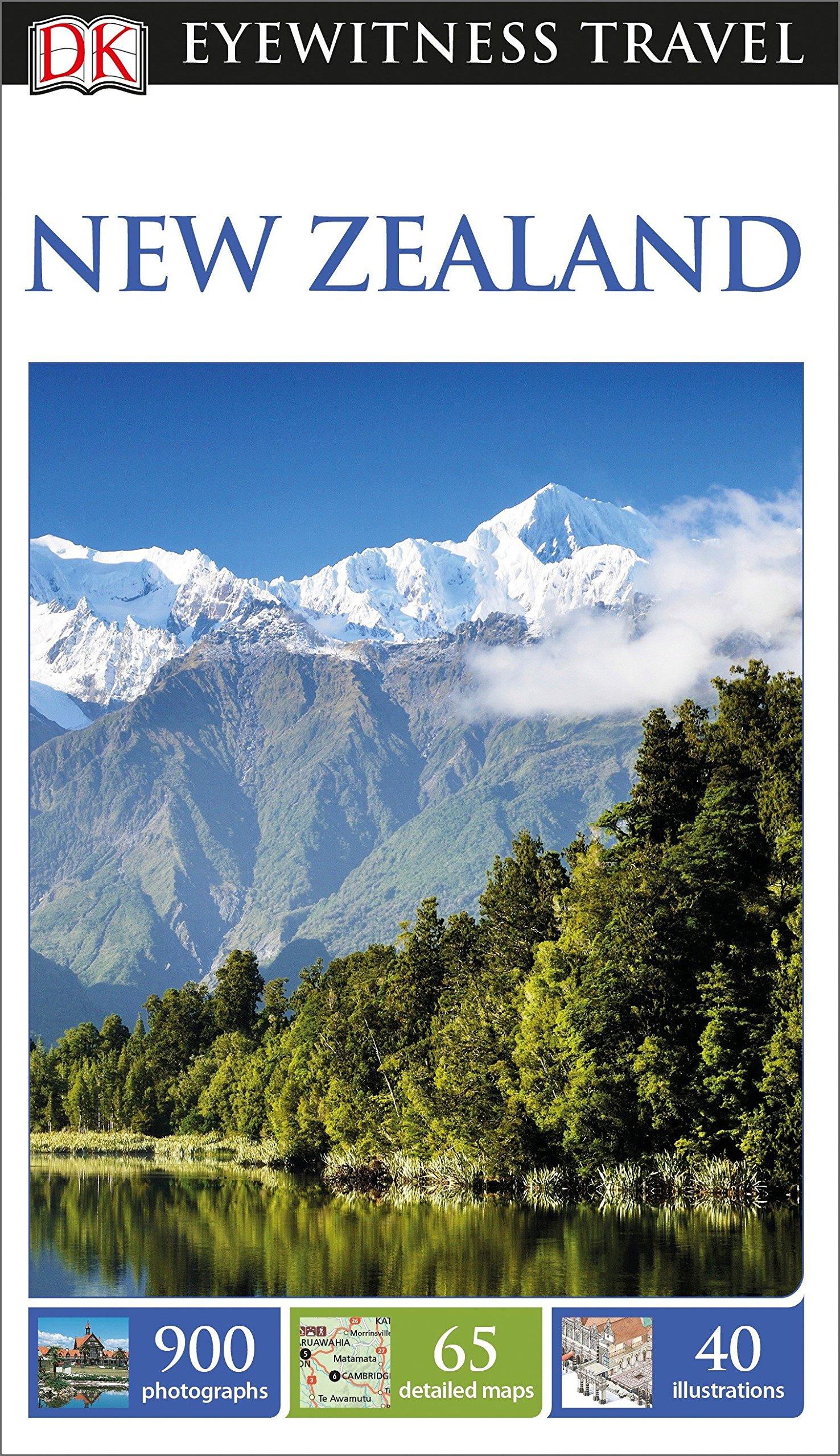 Download DK Eyewitness Travel Guide: New Zealand ebook