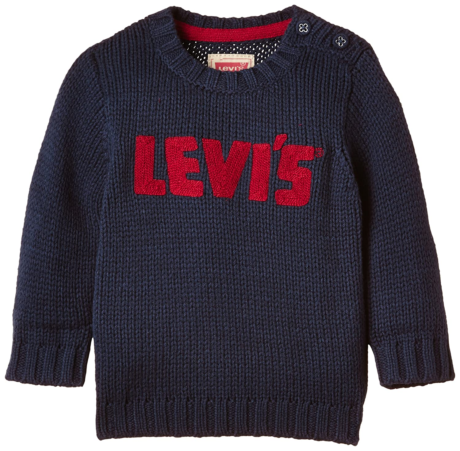 Levi's Frank, Felpa Bimba 0-24 Groupe Zannier International NG18004