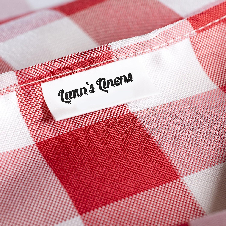 Amazon.com: lanns Linens Premium mantel para boda/banquete ...