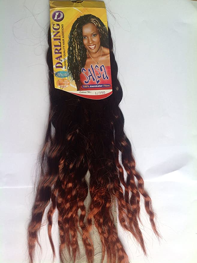 Salsa Darling Hair Extensions For Braiding Colour 1350 Amazon