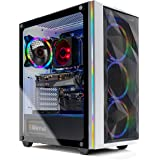 Skytech Chronos Gaming PC Desktop - AMD Ryzen 7 3700X 3.6GHz, RTX 3070 8GB, 16GB DDR4 3600, 1TB NVME, B550 Motherboard, 650W