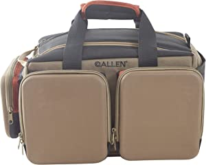 Allen Eliminator RangeMaster Range Bag with Pistol Rug