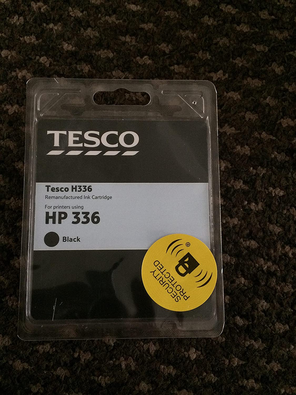 Tesco H336 cartucho de tinta remanufacturado para HP 336 Negro ...
