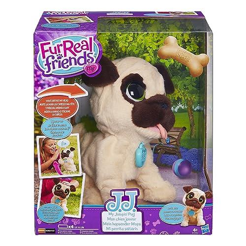 Furreal Friends JJ My Jumping Pug Pet Toy