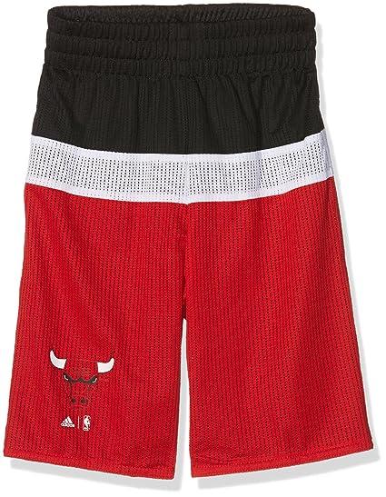 adidas Chicago Bulls - Pantalón Corto de Baloncesto para ...