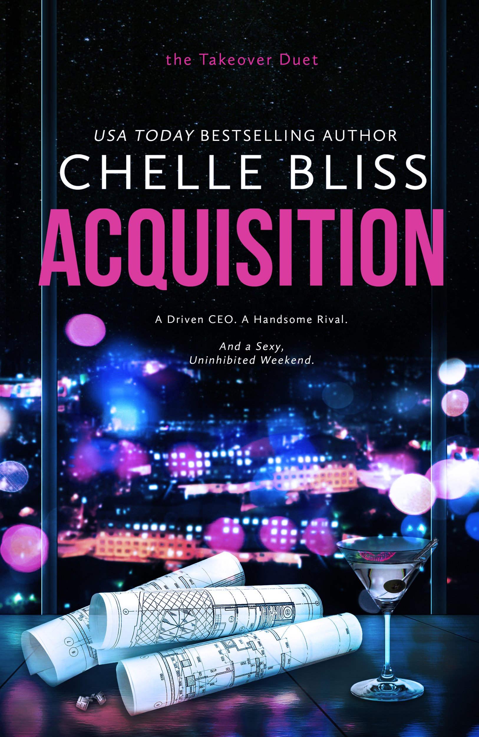 Acquisition: Takeover Duet, Book 1 pdf