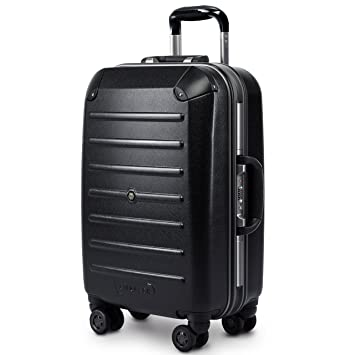 Ordinaire Lifepack: The Carry On Closet Hardshell Spinner Luggage