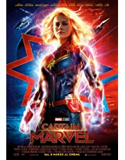 Captain Marvel steelbook 3D (2 Blu Ray)