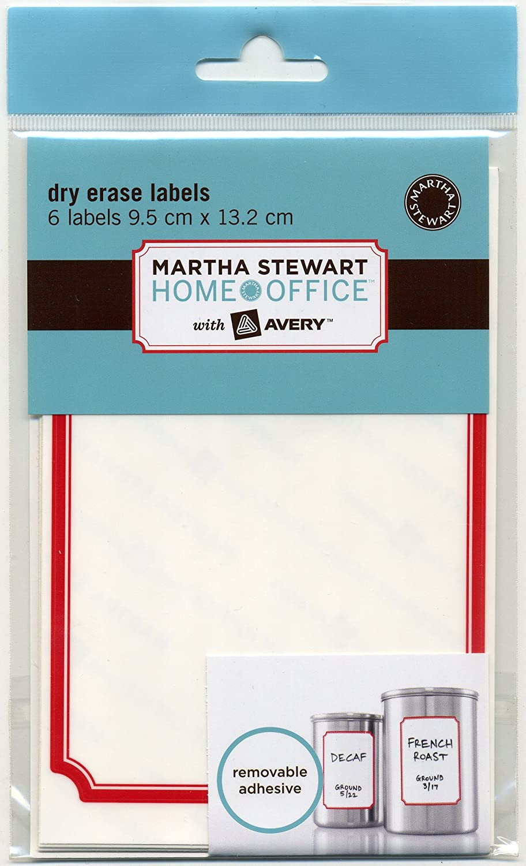 Enchanting Martha Stewart Home Office Labels Model - Home Decorating ...