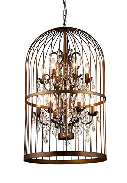 Whse of tiffany rl8058b rinee cage chandelier amazon whse of tiffany rl8058b rinee cage chandelier aloadofball Gallery