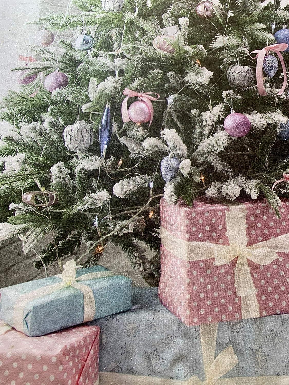 Waw Weihnachtsbaum Wohnzimmer Kamin Fenster Foto Kamera