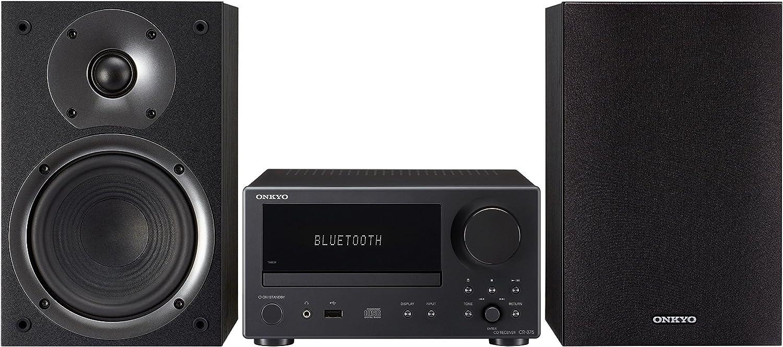 Onkyo CD Receiver System Black (CS-375)