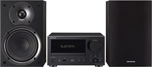 Onkyo CD Receiver System Black CS-375