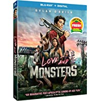 Deals on Love and Monsters Blu-ray + Digital