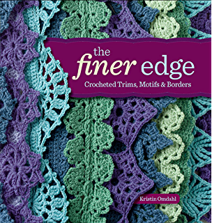 Pdf corner around the crochet borders