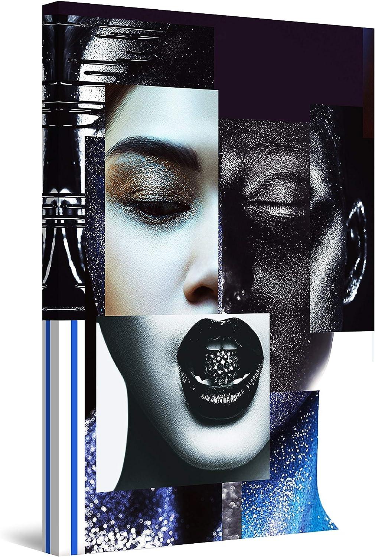 Canvas  Rihanna 2 Art Print Poster