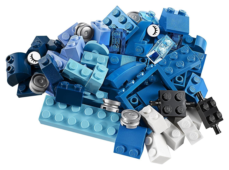 Lego Classic Orange Creativity Box 10709 Building Kit 6175659
