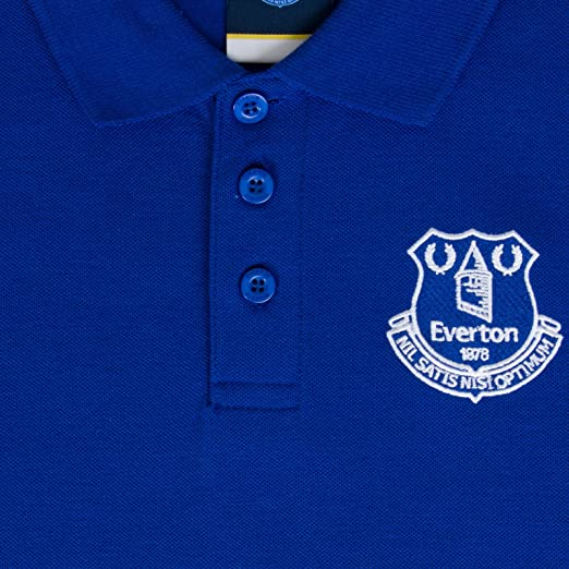 Everton FC - Polo oficial para niño - Con el escudo del club ...