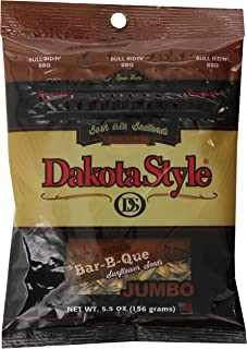 product image for Dakota Style Jumbo In-Shell Sunflower Seeds, BBQ, 5.5 Ounce (Pack of 12)