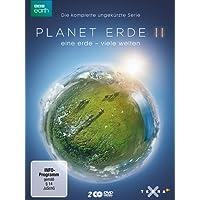 Planet Erde II: Eine Erde - viele Welten [2 DVDs]