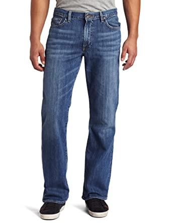 Lucky Brand Men's 367 Vintage Bootcut Jean In Nugget at Amazon ...