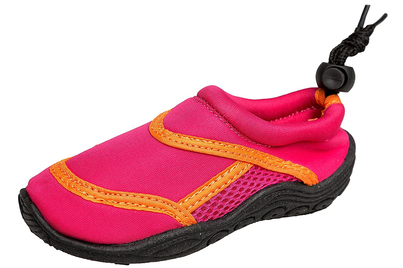 Art Gr gibra Kinder Badeschuhe 22-35 9337 Pink//Orange