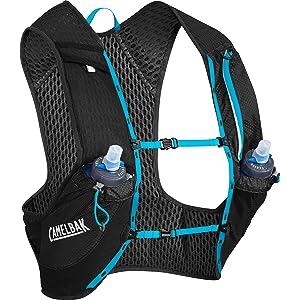CamelBak Nano Quick Stow Flask Hydration Vest, 17oz