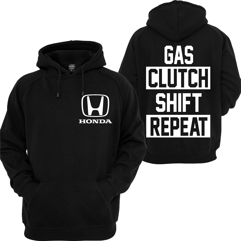 Honda Custom Hoodie ATV Civic CBR Motorsport Racing JDM Turbo Cars Sweatshirt