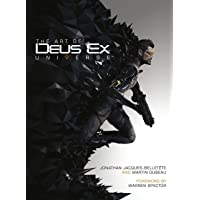 The Art of Deus Ex Universe: Universe