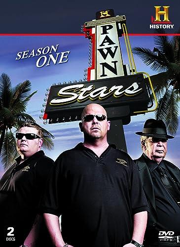Pawn Stars Season 1 Uk Import Amazonde Dvd Blu Ray