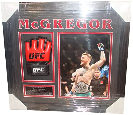 034b7e3eaa6 Conor McGregor Genuine Hand SIGNED Autograph AFTAL UACC RD  Amazon.co.uk   Kitchen   Home