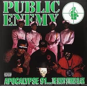Apocalypse 91: The Enemy Strikes Black (Exp)