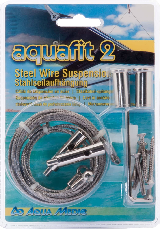 Aqua Medic Aquafit 2 Adjustable S Steel Wire Suspension Kit