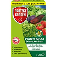 Bayer Jardín Protect Maxx Caracol Grano, Azul, 500g