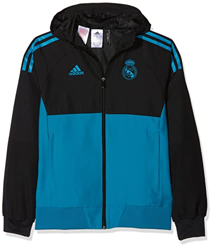 2172269894e89 adidas Eu Pre Jky Chaqueta-Línea Real Madrid FC Temporada 2017 2018 ...