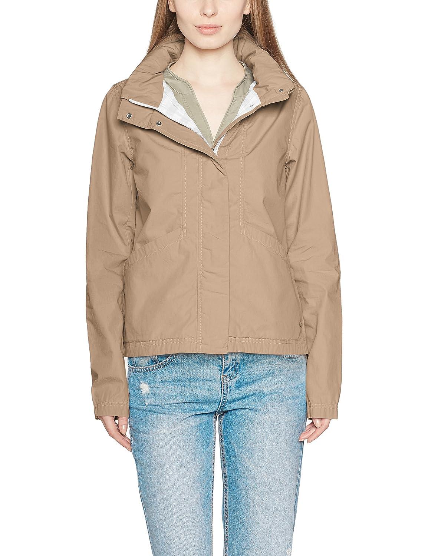 TALLA 38 (Talla del fabricante: S). Bench Easy Cotton Jacket Chaqueta para Mujer