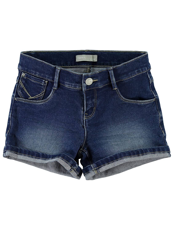 NAME IT M/ädchen Jeans Shorts Slim NITAIDA Denim 13131280