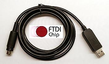 FTDI USB Programming Cable Icom ID-800H OPC-478