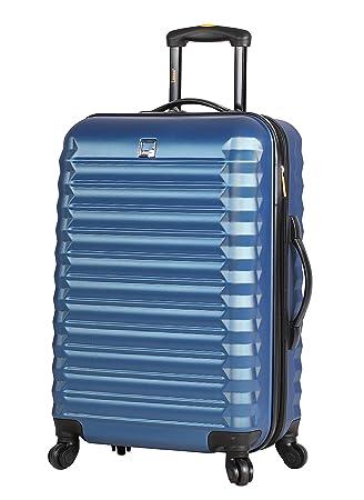 Amazon.com: Lucas Treadlight Colección de equipaje a cuadros ...