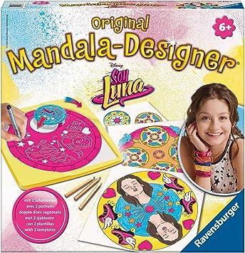 Soy Luna - Mandala-Designer, Juego Creativo (Ravensburger 29846): Amazon.es: Juguetes y juegos
