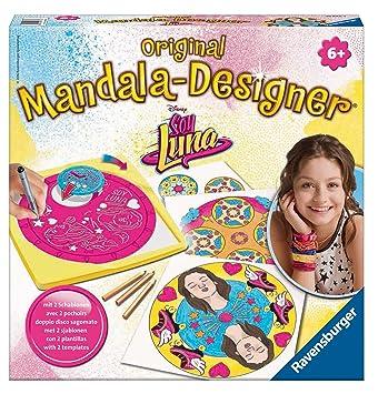 DesignerJuego 29846 Creativoravensburger Luna Mandala Soy dQrhxtsC
