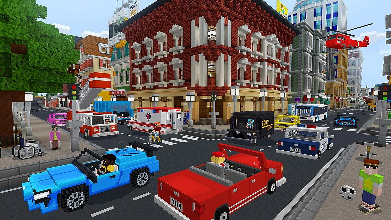 Amazon.com: Minecraft Bedrock (PS4): Video Games