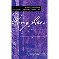 King Lear (Folger Shakespeare Library) book cover