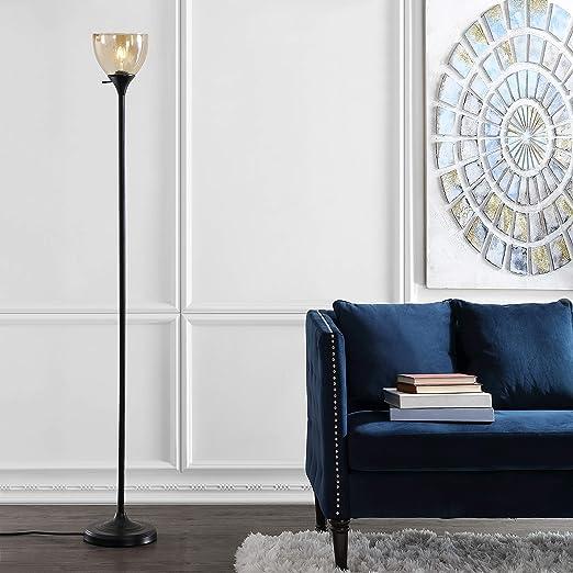 Amazon.com: Lámpara de pie Safavieh FLL4056A Lighting ...