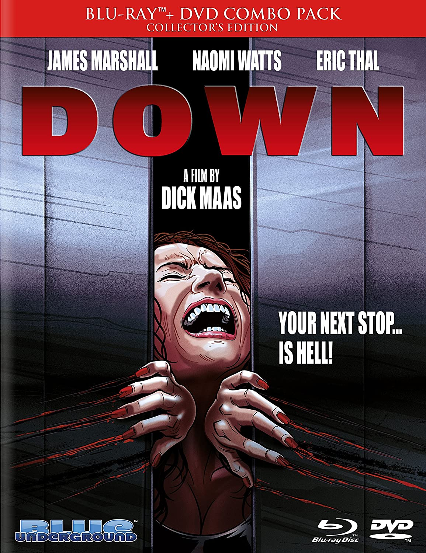 Down Aka The Shaft Edizione: Stati Uniti Italia Blu-ray ...